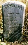 Gravestone: Nacissa Motley (Williams)